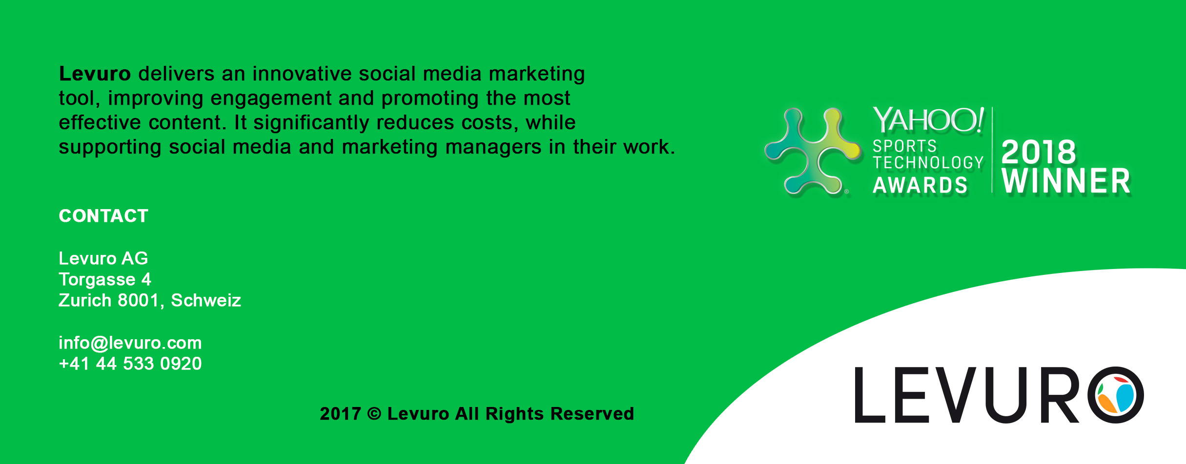LEVURO ENGAGE - SOCIAL MEDIA MARKETING MANAGEMENT TOOL