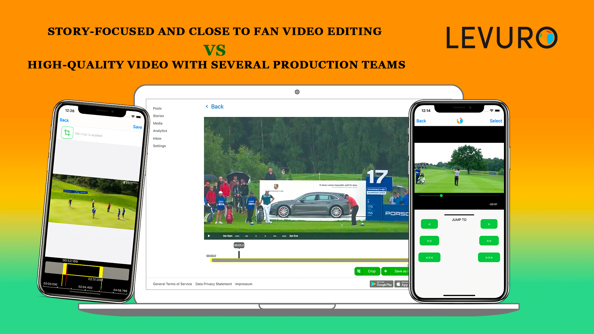INFLUENCER MARKETING AND VIDEO MARKETING CAMPAIGN - LEVURO ENGAGE