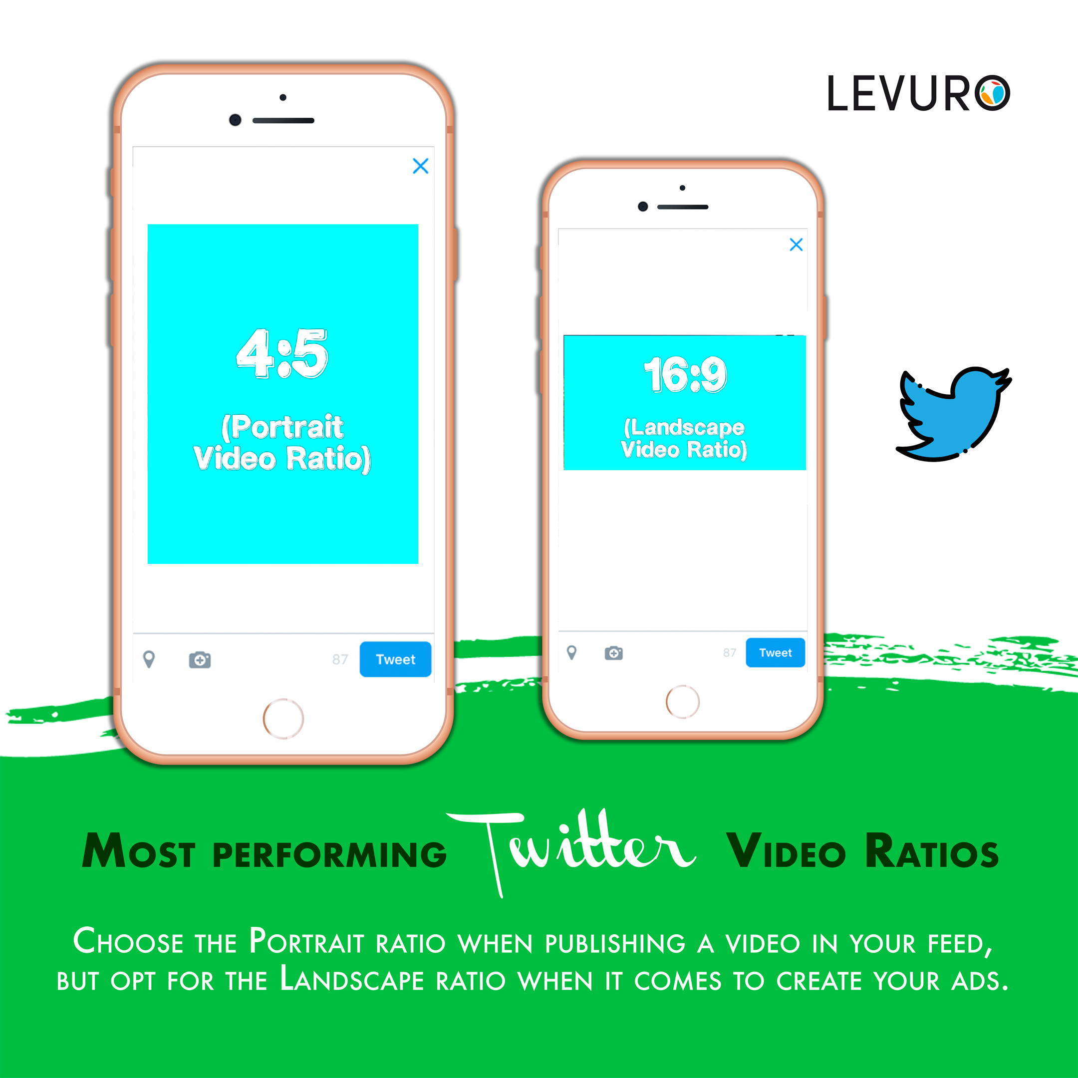 social media video editing - Levuro Engage